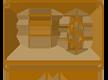 Computer icon showing estatement graphic
